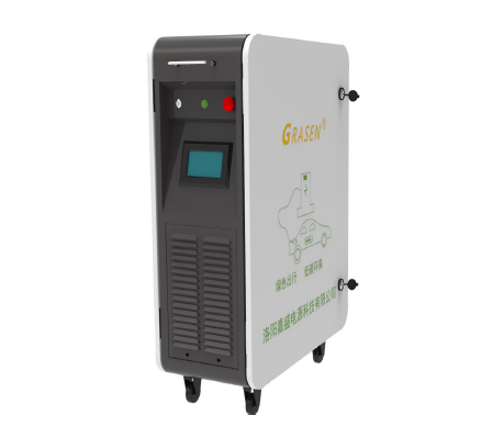 15kW Portable Mobile DC EV Charger
