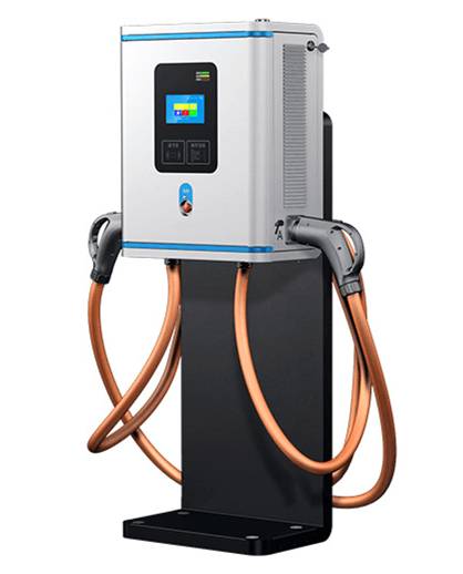 30KW CCS DC Fast Charger With Dual Ports
