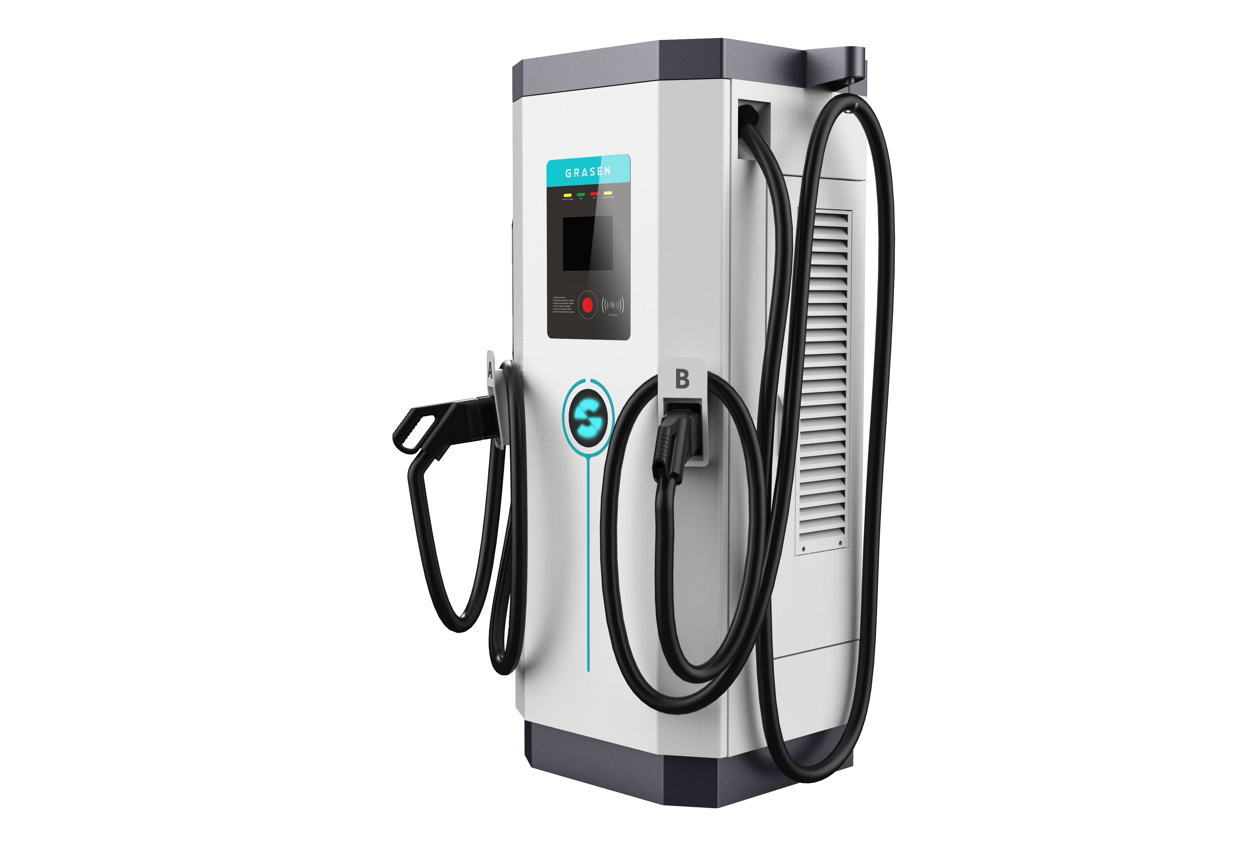 120kW CCS CHADEMO DC Fast Chargers