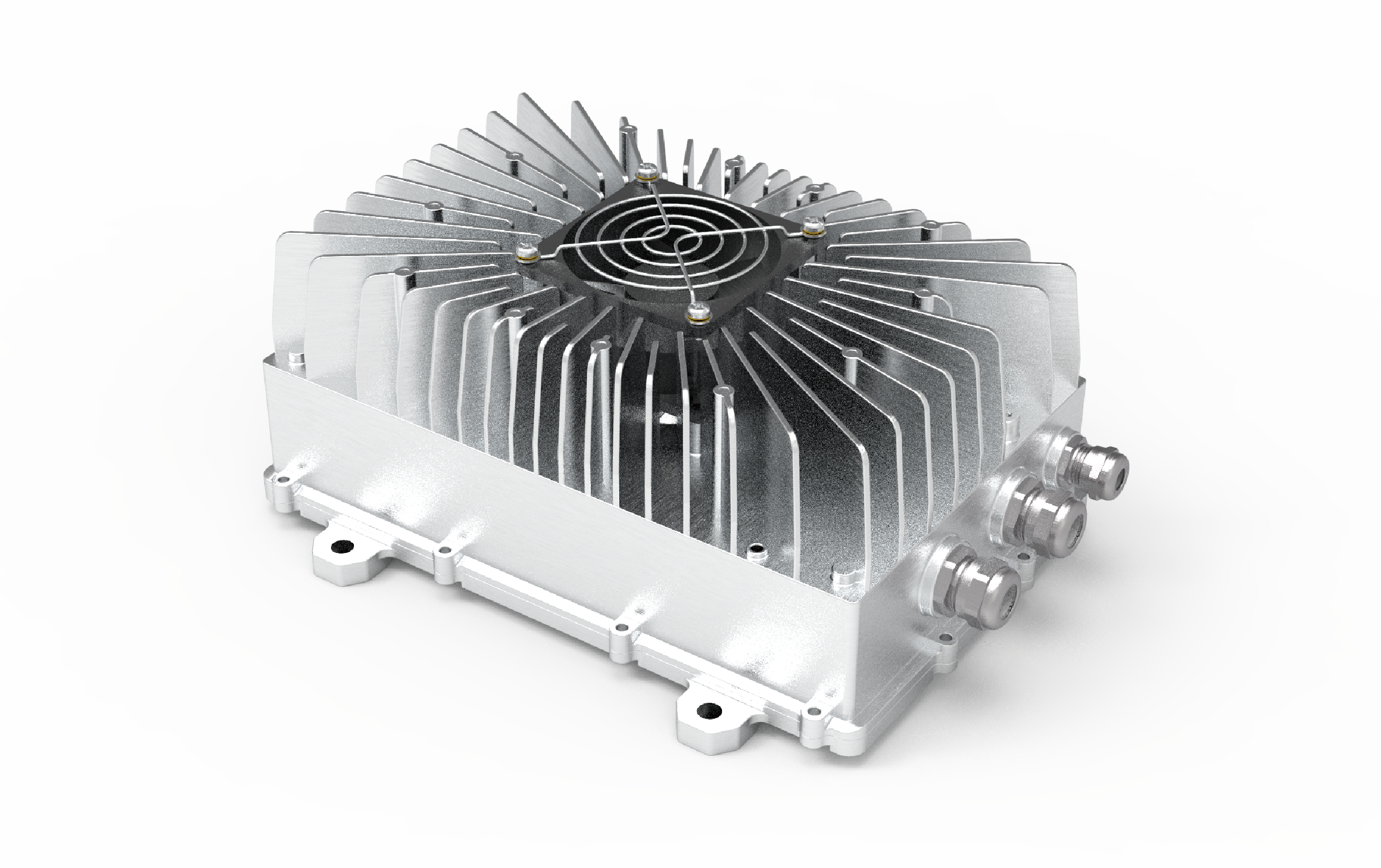 3kW Air Cooling DCDC Converter