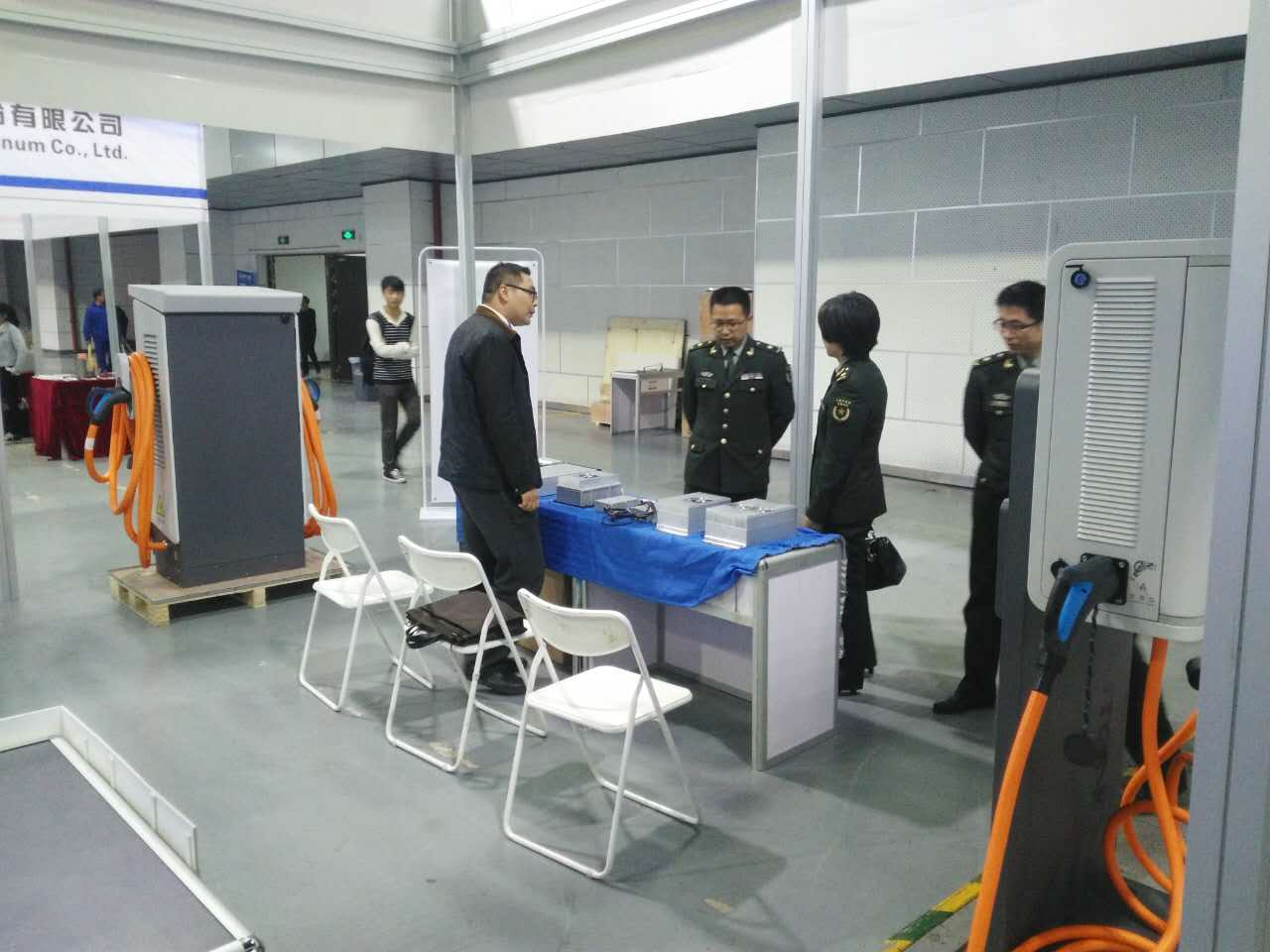 Sichuan Times power battery phase I project officially put into operation