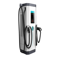 120kW CCS Two Plugs EV DC Fast Charging Station