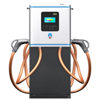 40KW CCS DC Fast Charger With 2 Plugs