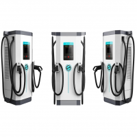 60KW CCS GBT DC Fast Charger